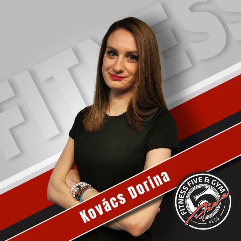 Kovács Dorina