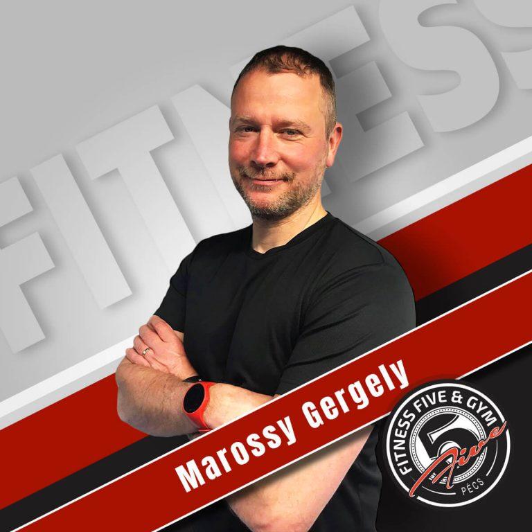 Marossy Gergely